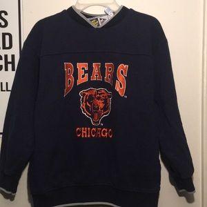Vintage Chicago Bears embroidered Sweatshirt 12/14